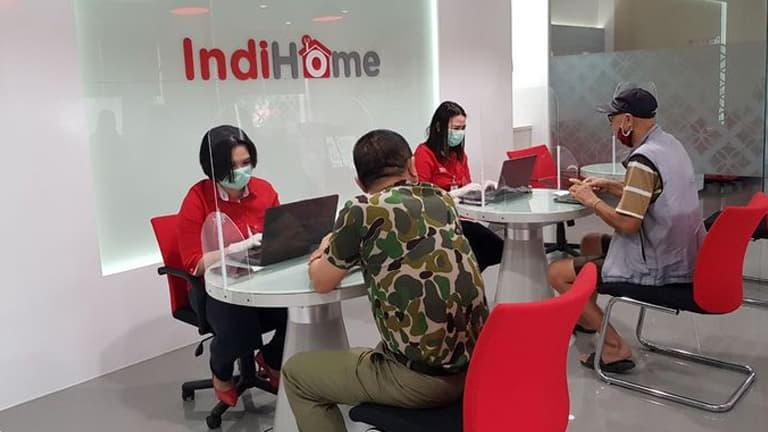 cara downgrade paket internet indihome