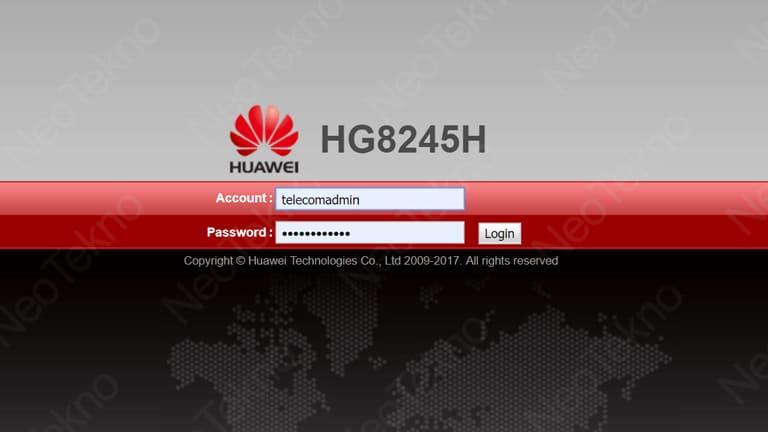 cara melihat pengguna wifi indihome huawei