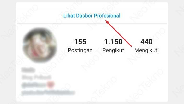 cara untuk melihat orang yang mengunjungi profil instagram