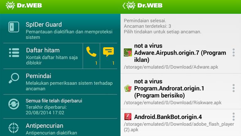 antivirus tanpa iklan