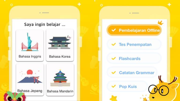 aplikasi untuk belajar bahasa korea