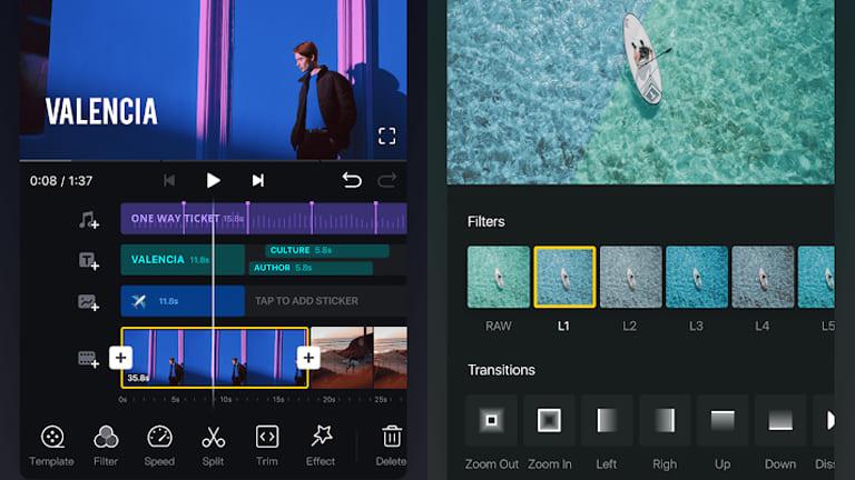 aplikasi untuk edit video