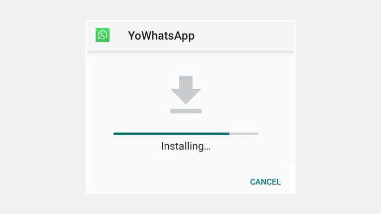 Cara Install YoWhatsApp