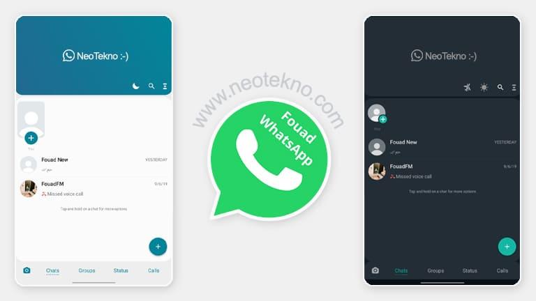 Download Fouad WhatsApp Terbaru